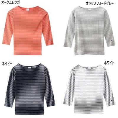 チャンピオン レディース ウィメンズ ボートネックTシャツ 長袖Tシャツ トップス CW-P401