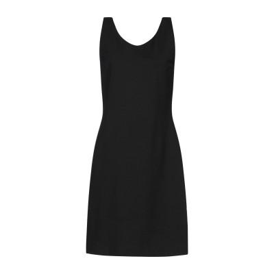 POLO RALPH LAUREN ミニワンピース&ドレス ブラック 4 ポリエステル 67% / レーヨン 31% / ポリウレタン 2% ミニワ