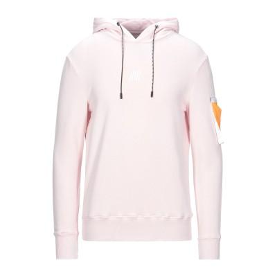 PMDS PREMIUM MOOD DENIM SUPERIOR スウェットシャツ ピンク M コットン 100% スウェットシャツ
