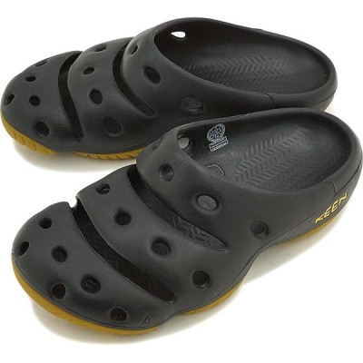 KEEN Yogui MNS キーン サンダル 靴 ヨギ メンズ ブラック 1001966ar