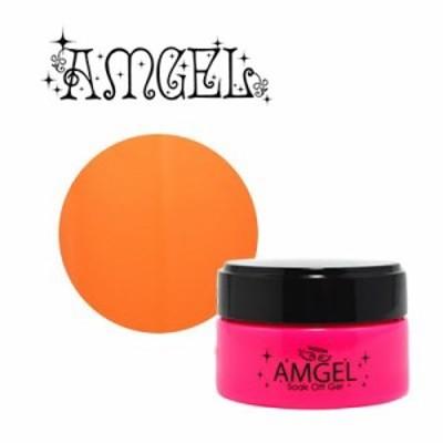 ジェルネイル カラージェル アンジェル AMGEL カラージェル AL29M イツクシマオレンジ