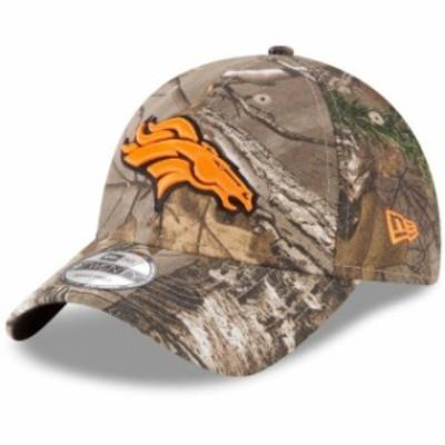 New Era ニュー エラ スポーツ用品  New Era Denver Broncos Realtree Camo Blaze 9TWENTY Adjustable Hat