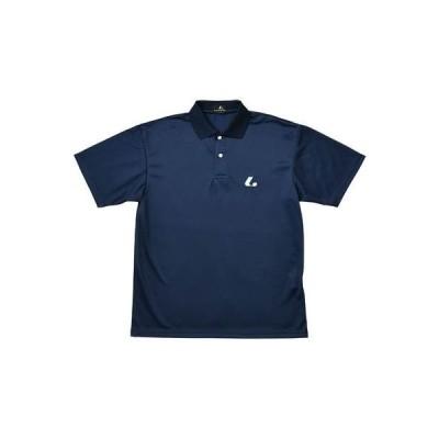 ルーセント カラーポロシャツ U N XLP5096 ネイビー SS