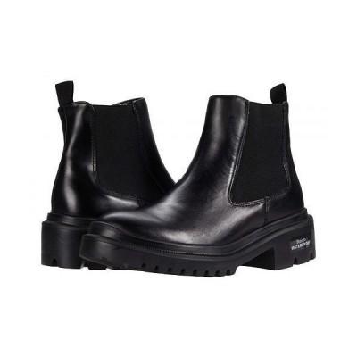 Blondo ブロンド レディース 女性用 シューズ 靴 ブーツ アンクル ショートブーツ Cayla Waterproof Bootie - Black Leather