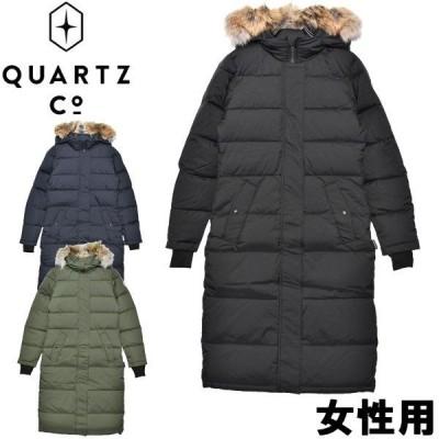 クオーツ コー レディース ダウンコート ジェーン QUARTZ Co. 2173-0007