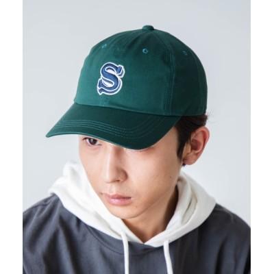 WEGO / ∴WEGO/別注STARTER TC TWILL TRAD CAP MEN 帽子 > キャップ