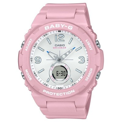 BGA-260SC-4AJF ベビーG BABY-G ベビージー ベイビージー カシオ CASIO ワールドタイム レディース 腕時計 国内正規品 送料無料