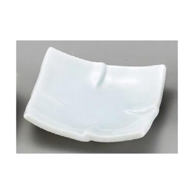 ☆ 小皿 ☆ 青白磁組皿 [ 80 x 80 x 20mm ] 【料亭 旅館 和食器 飲食店 業務用 】