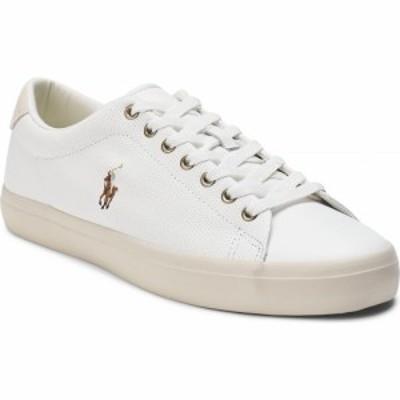 ラルフ ローレン POLO RALPH LAUREN メンズ スニーカー シューズ・靴 Longwood Sneaker Black Leather