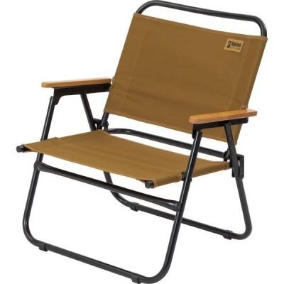 Alpine DESIGN アルパインデザイン フォールディングローチェア AD-S19-015-044 キャンプ用品 ファミリーチェア 椅子 コヨーテブラウン