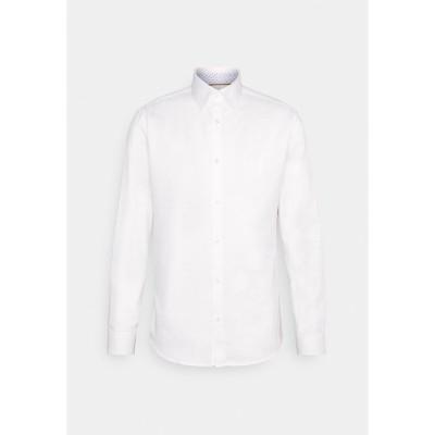 ジャック アンド ジョーンズ シャツ メンズ トップス Formal shirt - white