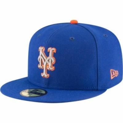 ニューエラ キャップ New York Mets 59Fifty Alternate 2 Royal Authentic Hat