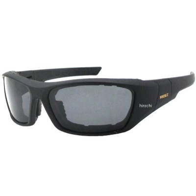 4527625106413 RS909 ライズ RIDEZ Protection Eyewear  黒/スモーク HD店