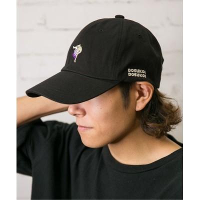 Shop無 / どすこいローキャップ WOMEN 帽子 > キャップ