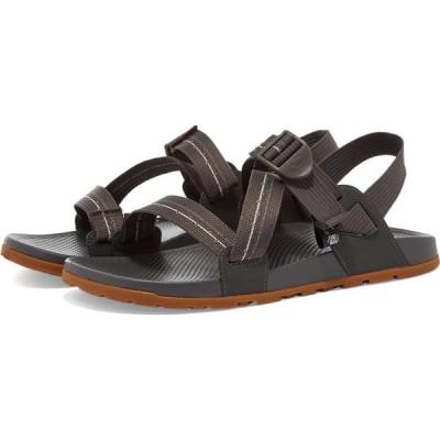 チャコ Chaco メンズ サンダル シューズ・靴 Lowdown Sandal Grey