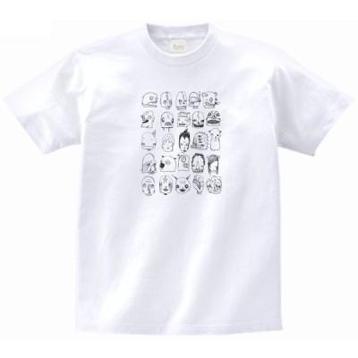 妖怪 デザイン・アート Tシャツ
