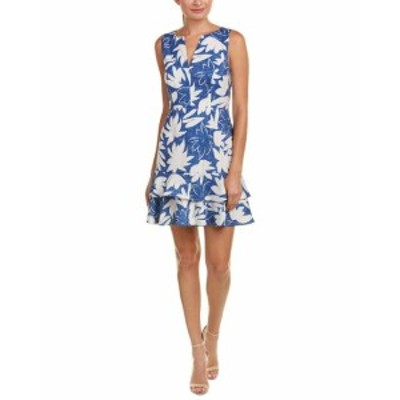 ファッション ドレス Hutch Flounce A-Line Dress