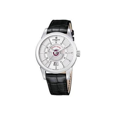 ペルレPerrelet ダブル Rotor クラシック オートマチック ステンレス スチール 腕時計 A1006/8