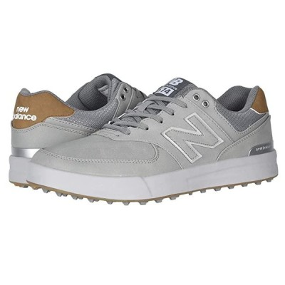 customerAuth 574 Greens メンズ スニーカー 靴 シューズ Grey