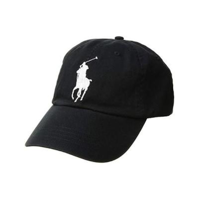 ポロ・ラルフローレン Big Pony Chino Cap メンズ 帽子 RL Black
