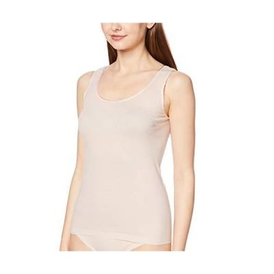 グンゼ タンクトップ シーファー・エジプト綿100% 縫い目ゼロ CB6354 レディース ベージュ 日本M (日本サイズM相当)