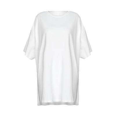 MM6 メゾン マルジェラ MM6 MAISON MARGIELA T シャツ アイボリー S 100% コットン T シャツ