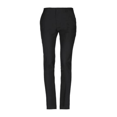 SAINT LAURENT パンツ ブラック 40 バージンウール 100% パンツ