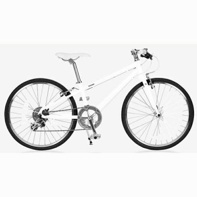 送料無料 RITEWAY(ライトウエイ) 子供用自転車 SHEPHERD 24SL ホワイト【北海道、九州、沖縄、離島は送料別】