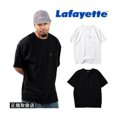 Lafayette(ラファイエット) SOLID POCKET TEE