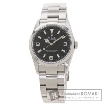 ロレックス ROLEX 114270  エクスプローラー1  腕時計 ステンレススチール SS   メンズ  中古
