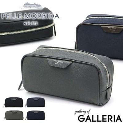 【商品レビューで+5%】PELLE MORBIDA ペッレモルビダ ポーチ Capitano キャピターノ バッグインバッグ 旅行 CA111