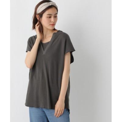 tシャツ Tシャツ 【セットアイテム】ワッフル2WAYセット 950786