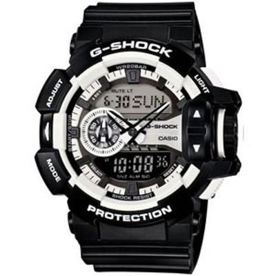 カシオ 腕時計 G-SHOCK Hyper Colors ビッグケース GA-400-1AJF