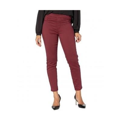 FDJ French Dressing Jeans レディース 女性用 ファッション ジーンズ デニム D-Lux Denim Pull-On Ankle in Garnet - Garnet
