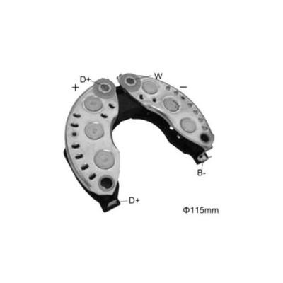 AL オルタネーター ジェネレーター 整流器 ブリッジ 適用: PR551 103551/54 A523726A N 21225388 C135 NC730 RP-02 31-9403 131701 1ピース AL-JJ-1607