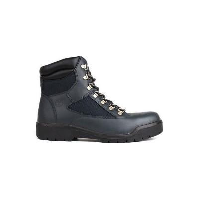 ブーツ ティンバーランド Timberland 6-Inch Basic 6251R メンズ ネイビー Waterproof Nubuck レザー Field ブーツ