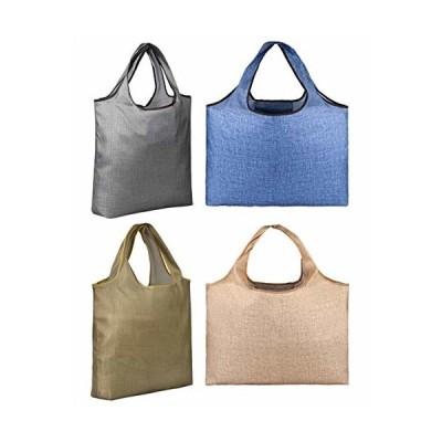 エコバッグ 折りたたみ ショッピングバッグ 4枚セット (エコバッグ-Z1.)