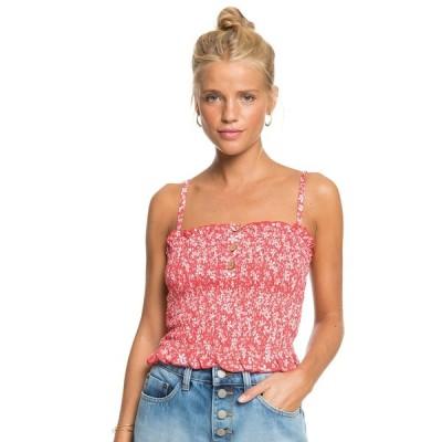 セール SALE ロキシー ROXY  SECRET SISTER キャミソール Womens Shirts