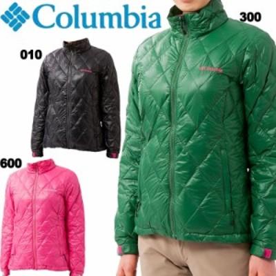 SALE/セール columbia/コロンビア レディースダウンジャケット ウィメンズマーベルバンクスジャケットPL5035 【あす楽対応_北海道】