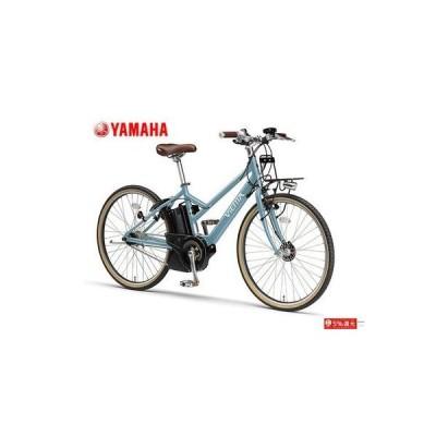 (店舗受取送料割引)ヤマハ(YAMAHA) PAS VIENTA5(パス ヴィエンタ ファイブ)26型 PA26V 電動アシストクロスバイク E-BIKE