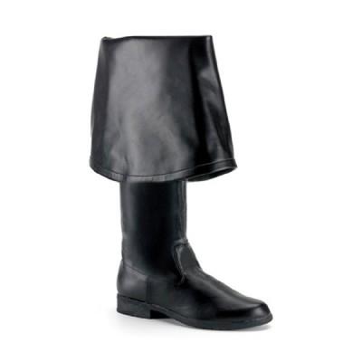取寄せ靴 送料無料 PLEASER プリーザー ブーツ 4cmヒール 大きいサイズあり