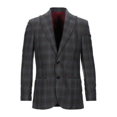 ROYAL ROW テーラードジャケット ファッション  メンズファッション  ジャケット  テーラード、ブレザー 鉛色