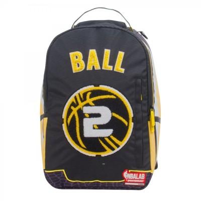 スプレイグラウンド ロサンゼルス レイカーズ バックパック 送料無料 ユニセックス Lonzo Ball Los Angeles Lakers Sprayground Jersey Backpack