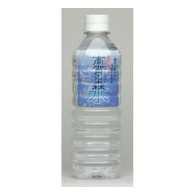 〔送料無料/北海道・沖縄県を除く〕 高賀の森水(こうかのしんすい) 500ml ペットボトル 24本入