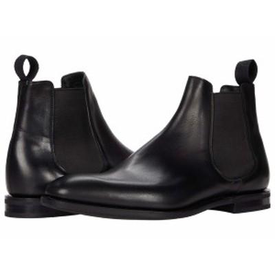 チャーチ メンズ ブーツ&レインブーツ シューズ Prenton Boot Black Natural Calf