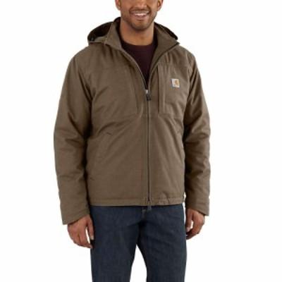カーハート Carhartt メンズ ジャケット アウター full swing cryder jacket Canyon Brown