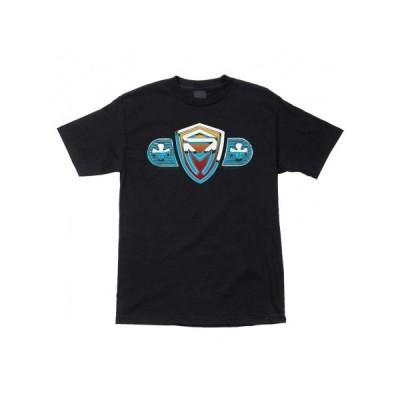 インディペンデントトラック スケートマフィア 半袖 Tシャツ ブラック 黒 メンズ レディース INDEPENDENT TRUCK SK8MAFIA SHIELD REGULAR S/S T BLACK