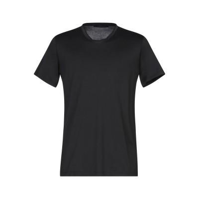 JEORDIE'S T シャツ ブラック XXL スーピマ® 100% T シャツ