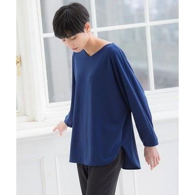 tシャツ Tシャツ 【WEB別注】マットストレッチポンチカットソー