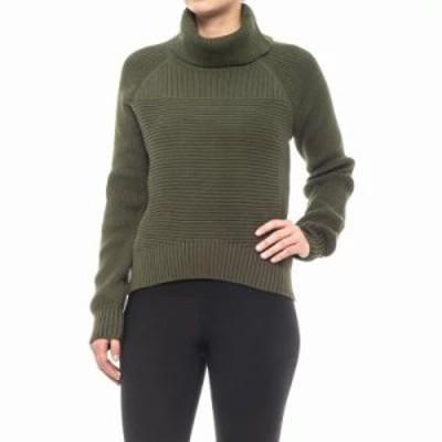 アンダーアーマー ニット・セーター Turtleneck Sweater Military